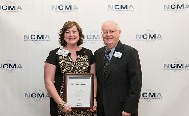 Tetra Tech's Shannon Malisani Recognized by National Contracts Management Association